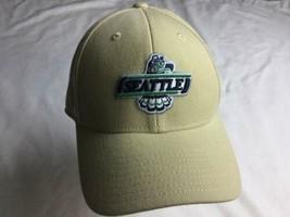 seattle thunderbirds hat Reebok Tan Good Used One Size - $14.00