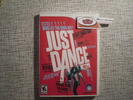 Just Dance Nintendo Wii 2009 Motion Dancing Game - $14.18