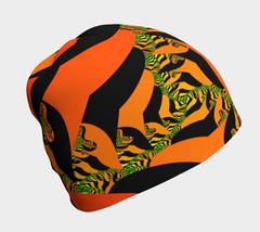 Tiger Stripes Beanie - ₨2,034.64 INR