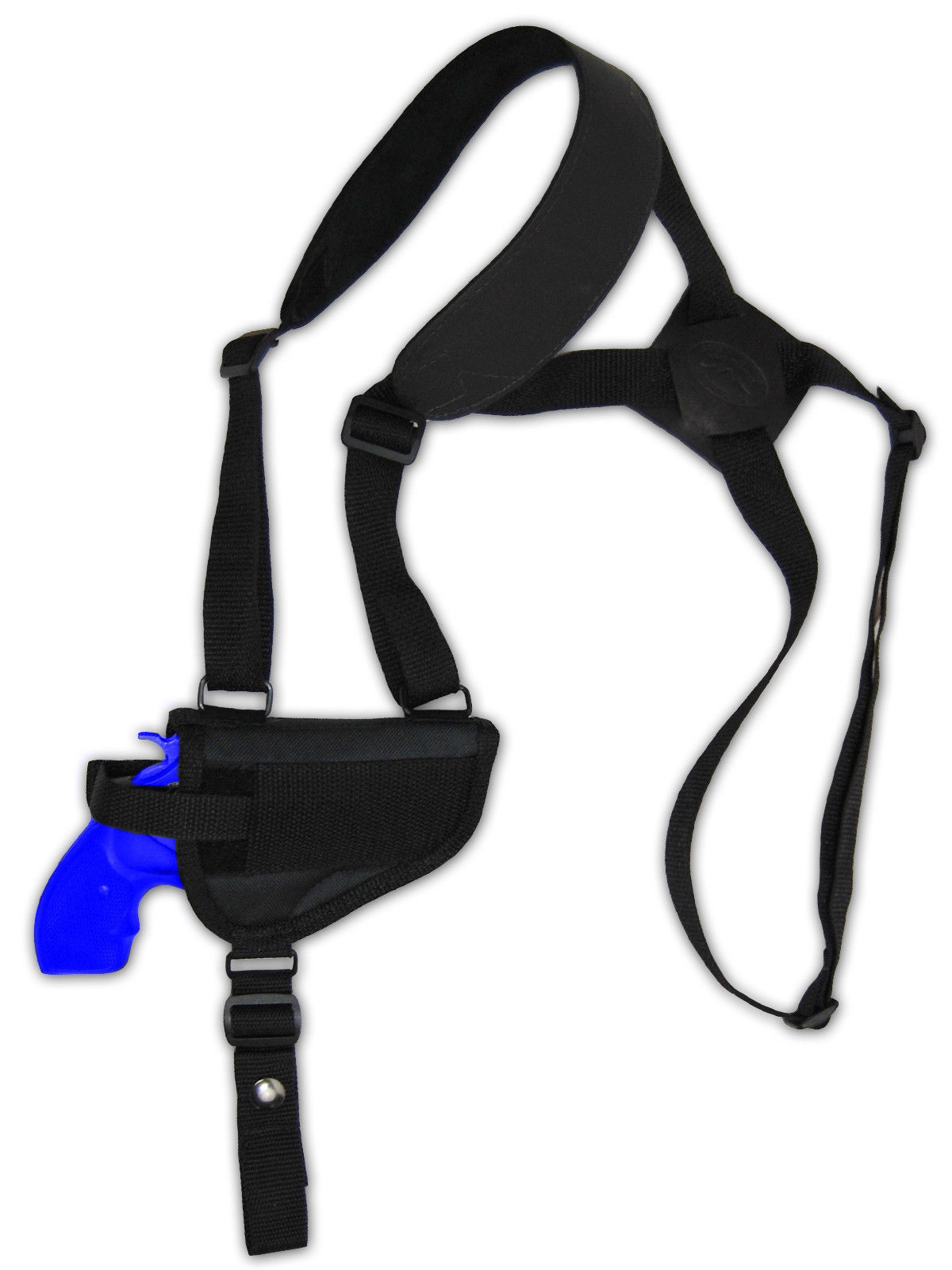 "Primary image for Barsony Gun Concealment Horizontal Shoulder Holster for Smith&Wesson 2"" Revolver"