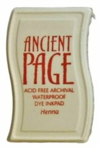Ancient Page Mini Ink Pads, You Choose! image 2