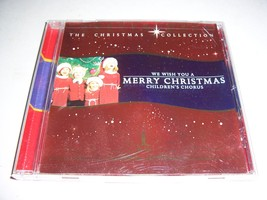 Forever Gold - We Wish You A Merry Christmas - Childrens Chorus CD - $5.00