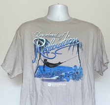 Norwegian Cruise Line Department of Relaxation No Bad Days T Shirt Mens ... - $22.72