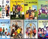 The Middle Complete Series Seasons 1-8 (24 Discs) 1 2 3 4 5 6 7 8 Brand New