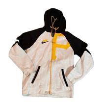 Nike Pittsburgh Pirates Full Zip Hoodie Mens Medium - $46.73