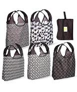 O-WITZ Reusable Grocery Bags | Vibrant Tote Bag For Groceries, Gym, Offi... - $19.99