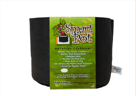 Smart Pot 1 Gallon - Black Fabric/Soft Sided Garden Aeration Container -... - $35.95