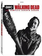The walking dead complete seventh season 7  dvd 2017 16 disc  zombies usa seller thumb200