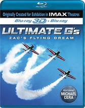 IMAX: Ultimate G's - Zac's Flying Dream (Blu-ray 3D/Blu-ray Combo) (2005)