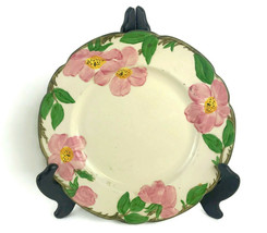 """Vintage Franciscan Desert Rose Lunch Plate Made In California USA 9-1/4"""" - $12.16"""