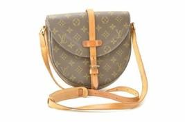 LOUIS VUITTON Monogram Chantilly MM Shoulder Bag M51233 LV Auth ar1876 - $320.00