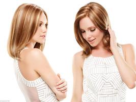 Elle Medium Lace Front Mono Jon Renau Straight Blonde Brunette Red Grey Wigs - $304.64