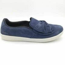 Skechers Madison Avenue Journey Womens Fashion Sneakers Shoes Blue Bow 9.5 W New - $72.26