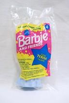 Vintage Sealed 1994 Mc Donald's Barbie Camp Teresa Doll - $14.84