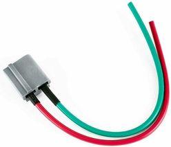 SBC Chevy 283 329 350 383 HEI Distributor & 8mm  SPARK PLUG WIRES image 8