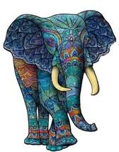 ELEPHANT (L) CROSS STITCH KIT - $35.00