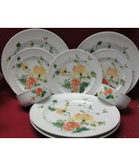 Lot of KAISER CHINA, Germany - LAURIANE Pattern - DINNER, SALAD PLATES &... - $59.95
