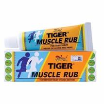 Tiger Balm Muscle Rub Topical Analgesic Cream 5 pack x 60 g (300g) Free ... - $36.62