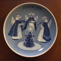 Collector Plate Porsgrund Norway Christmas 1972... - $9.89
