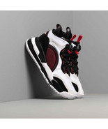 Nike Men's Air Jordan Aerospace 720 Shoes white black red - $209.06
