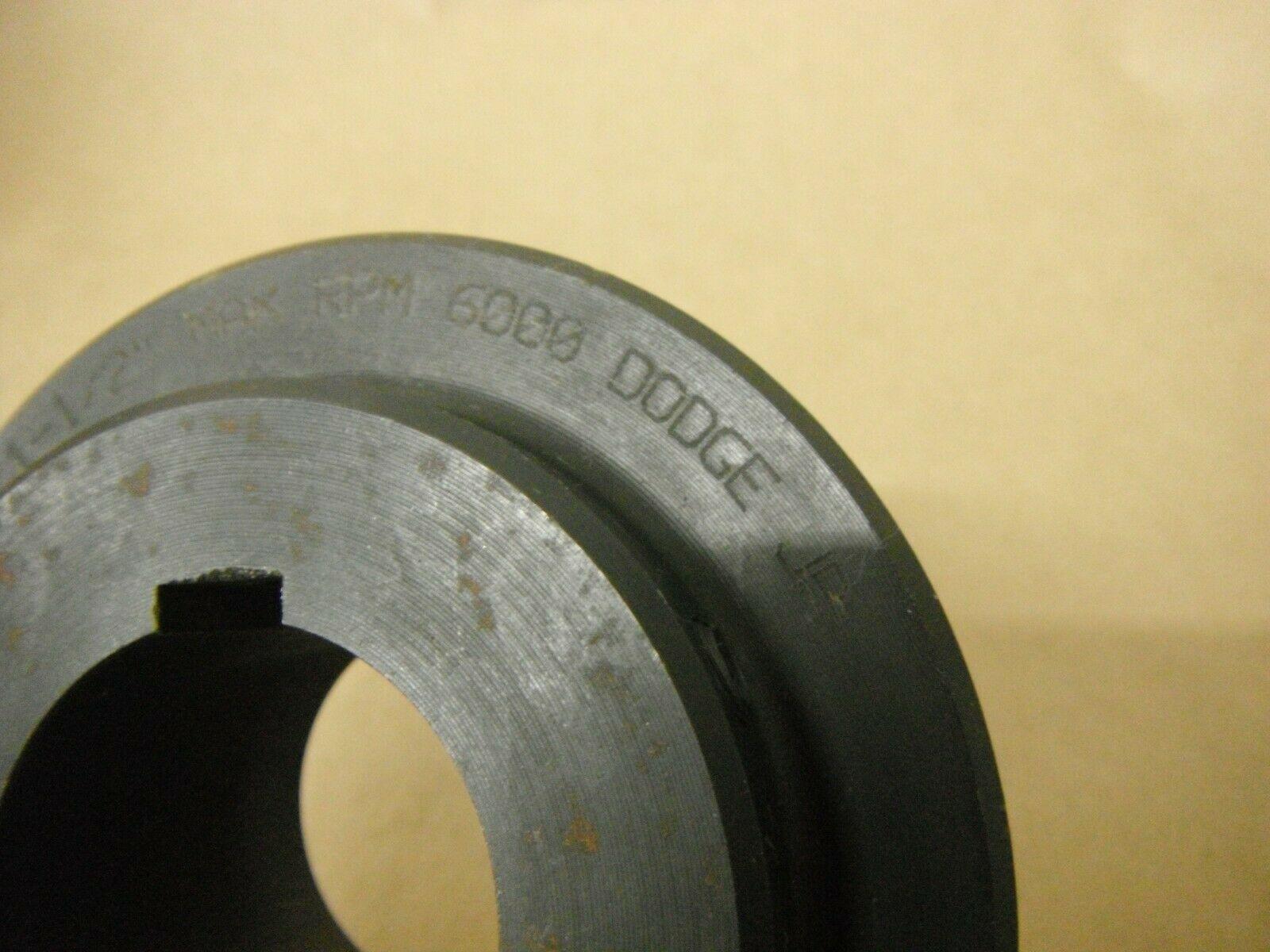 Bushing 175 in-LBS Screw 2-1//4 in Outside Diameter SINTERED Steel 3//8 X 1//8 in Keyway BALDOR DODGE 117086 1610 Series Finished Keyway 4300 in-LBS Torque 1.625 in BORE
