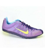 Nike Mens Zoom Victory XC Track Running Spikes Bright Violet Size 15 New - $91.19