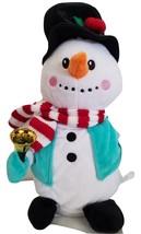 Gemmy Christmas Animated Musical Plush Snowman - $19.99