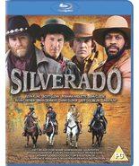 SILVERADO (1985) Blu-Ray BRAND NEW (USA Compatible) - $22.99