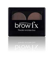 Brow & Powder Wax Duo - Medium Brown