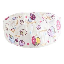 Hat Summer Baby Hat Scarf Breathable Sun-resistant Comfy Beach Cap Empty Top image 1