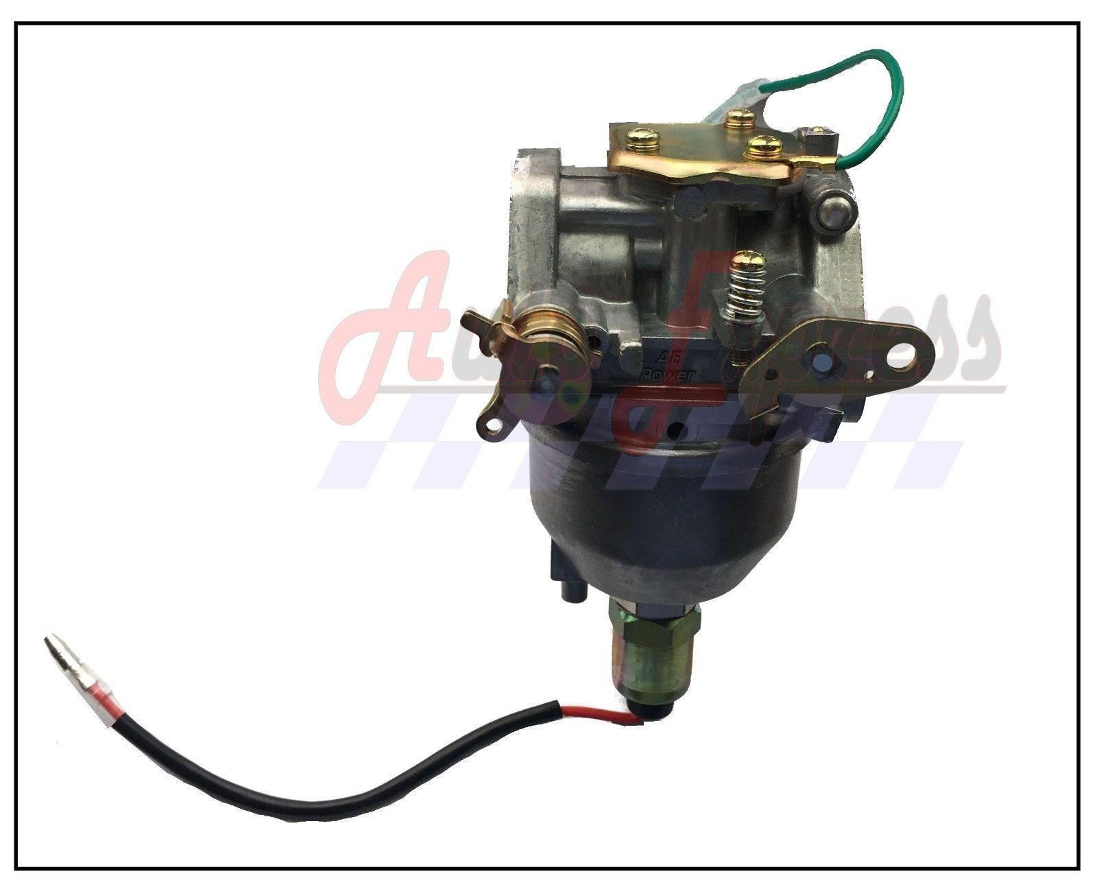Carburetor Fits Kohler CH18 - CH26 With Free Filter Kit Nikki Carb image 4