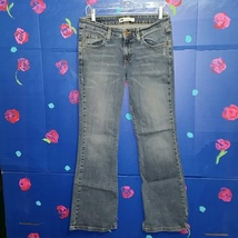 Levis 518 Superlow Jeans Junior's Size 7 Short - $30.00
