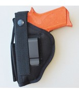 Gun Holster Hip Belt for REMINGTON R51 Pistol - Built in Extra Magazine ... - $19.70