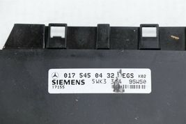 96 Mercedes R129 SL500 S600 TCU TCM Transmission Controller Unit 0175450432 image 3