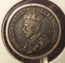 KM #22 Canada 1914 Canadian Silver 5c VF #0975 - $7.12