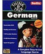 Berlitz Think and Talk German - $9.31