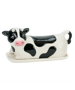 Cow Covered Butter Dish - $9.99