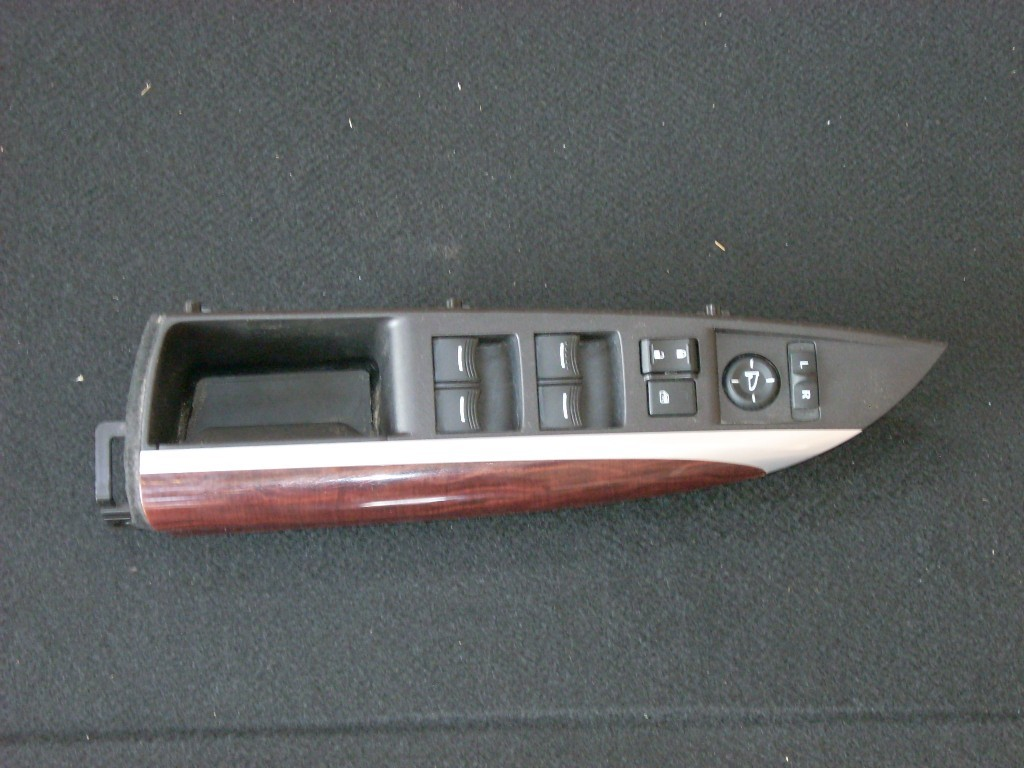 2015 ACURA TLX DRIVER DOOR ELECTRICAL SWITCH 35750TZ3A01