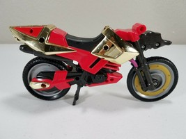 Power Rangers Wild Force - Red Savage Cycle - Bandai 2002 (For Parts) - $6.75