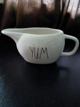 Rae Dunn Gravy Boat YUM Gravy Dish - $23.99