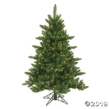 Vickerman 4.5' Camdon Fir Christmas Tree with Clear Lights - $204.00
