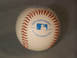 """Rawlings OFFICIAL T-BALL Indoor/Outdoor Training Ball, approx 2.75"""" diameter - $5.10"""