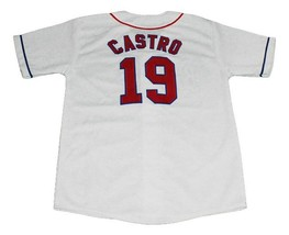 Custom Name Number Barbudos Cuba Baseball Jersey Button Down White Any Size image 2