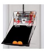 Rec-Tek Over The Door Double Shot Basketball Game for Kids - Features Au... - $32.13