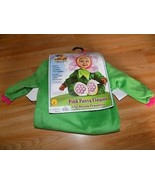 Baby Size 12-18 Months Noah's Ark Rubies Pink Pansy Flower Halloween Cos... - $22.00