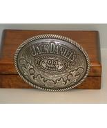 Pre-Owned Men's 2005 Jack Daniels 5008JD Belt Buckle - $14.85