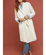 Anthropologie Mayella Sweater Coat by Moth $198 Sz L - NWT - $134.99