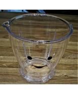 Baby Bullet Nutribullet Baby Blender PART/PITCHER ONLY/Excellent Lightly... - $13.99