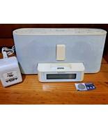 Sony ICF-C1iP Dream Machine Sound Speaker System Clock Alarm Radio 30 pi... - $39.59