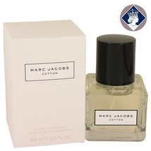 Marc Jacobs 2016 Cotton Splash 3.4oz/100ml Eau De Toilette Spray Unisex ... - $93.42